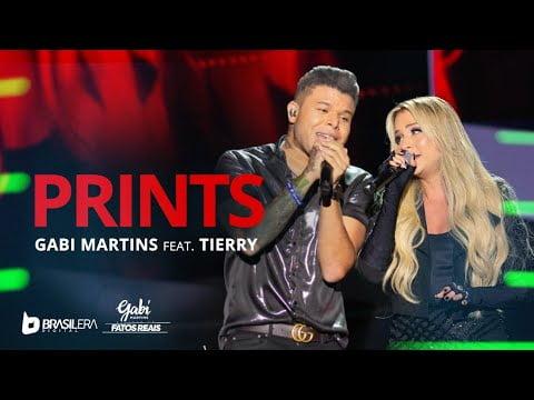 Baixar Gabi Martins - PRINTS part. Tierry