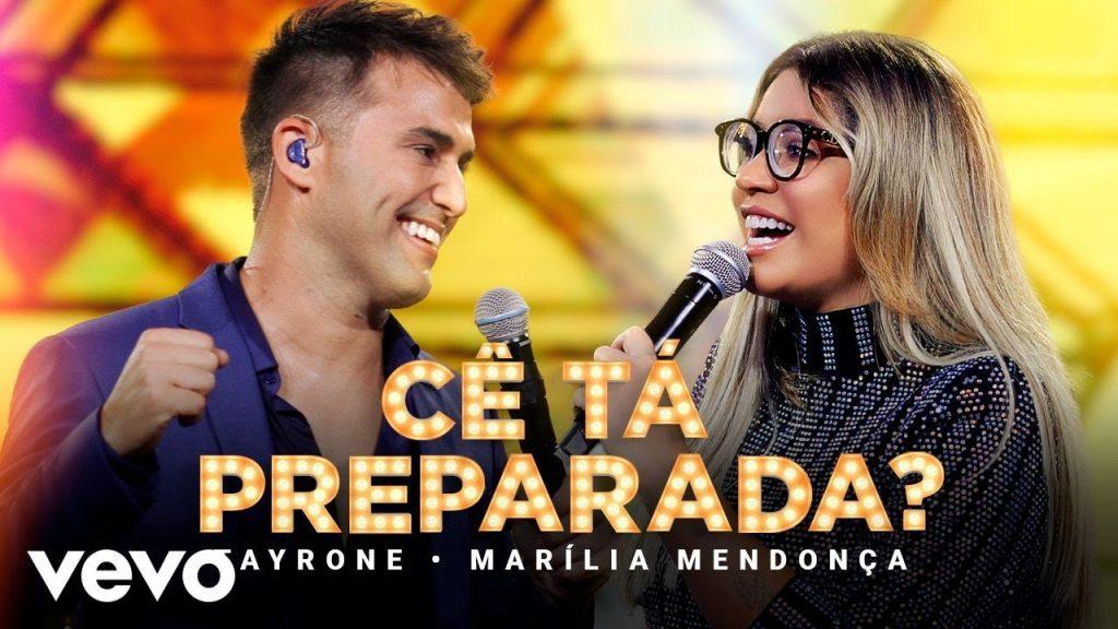 Baixar Cê Tá Preparada - Tayrone ft. Marília Mendonça em MP3