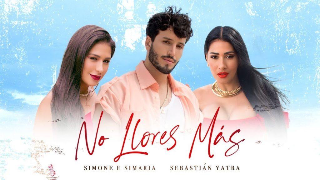 Baixar No Llores Más - Simone & Simaria ft. Sebastián Yatra em MP3